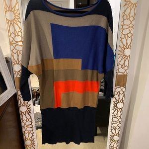 Vince Camuto Boatneck Sweater-L